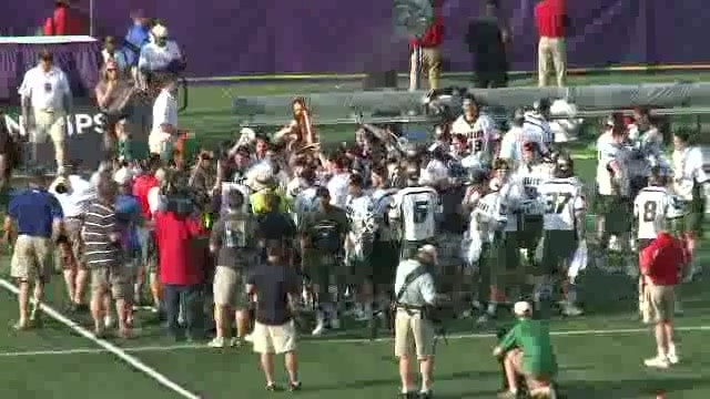 DII Men's Lacrosse Recap - Mercyhurst wins 1st title