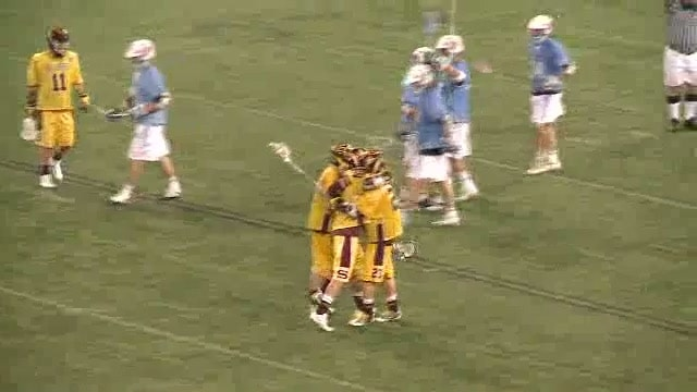 DIII Men's Lacrosse Recap - Salisbury wins 9th title