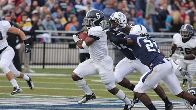 Georgia Southern vs. Old Dominion FCS Playoff Quarterfinals 2012