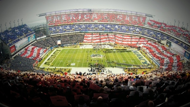 Army Navy Game Timelapse Ncaa Com
