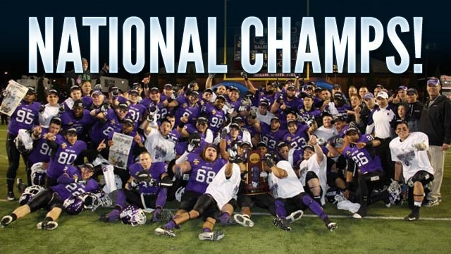 Raiders win crown
