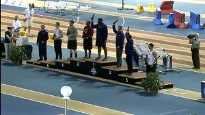 2013 DII Indoor Track & Field Championship: Day 1 Recap