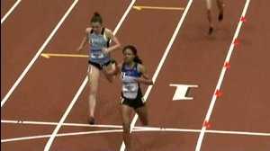 2013 DIII Indoor Track & Field Championship: Day 1