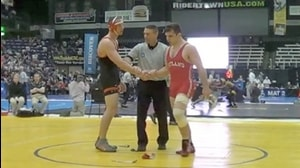 2013 DIII Wrestling Championships: Day 1 Recap