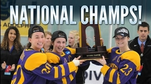 DIII W HKY Champs