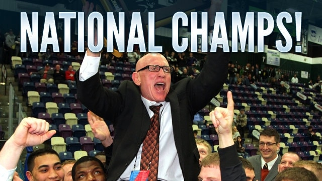 NCAA Wrestling Championship History
