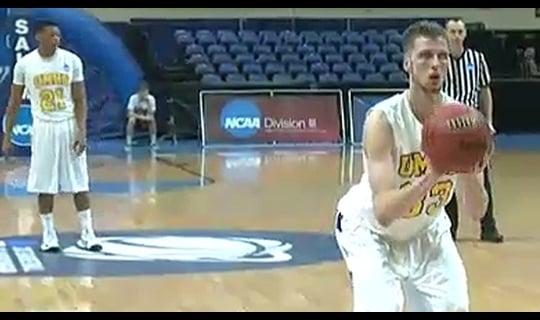2013 DIII Men's Basketball Quarterfinal: St. Mary's vs. Mary Hardin-Baylor - Full Replay
