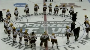 2013 NC Women's Ice Hockey: Semifinals Recap