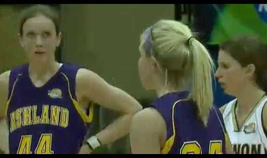 2013 DII Women's Basketball: Gannon vs Ashland Full Replay