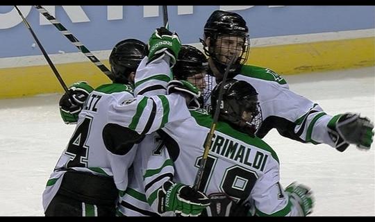 Regional Semifinals: Niagara falls to North Dakota