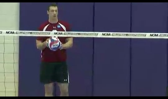 2013 DIII Men's Volleyball: Baruch vs. Stevens Institute- Full Replay