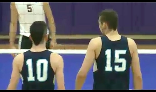 2013 DIII Men's Volleyball: Springfield vs. Baruch- Full Replay