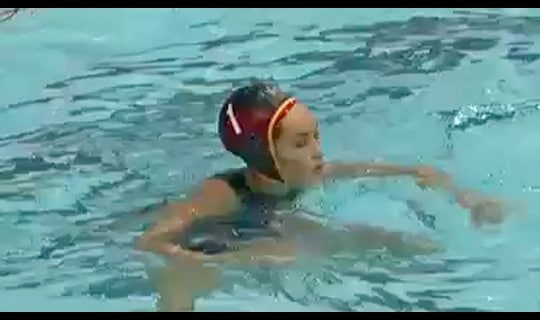 2013 NC Women's Water Polo: UC San Diego vs. Pomona Pitzer - Full Replay