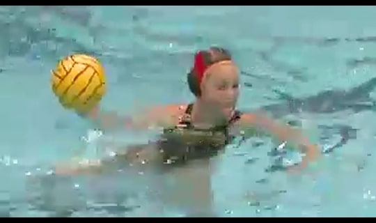 2013 NC Women's Water Polo: Iona vs. Pomona-Pitzer - Full Replay