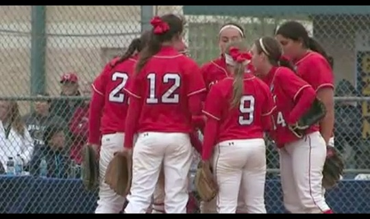 2013 DIII Women's Softball: Central vs. Montclair St- Full Replay
