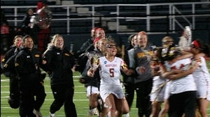 Women's Lacrosse: Maryland bounces past Syracuse
