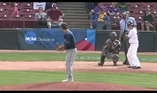 2013 DIII Baseball Championship: Webster vs. Manchester - Full Replay