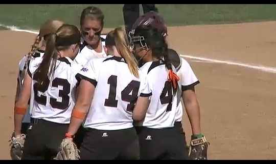 2013 DII Softball Championship: Grand Valley State vs. Texas Woman's - Full Replay