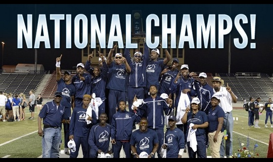 St. Augustine's wins 11th DII crown