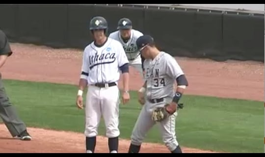 2013 DII Baseball: Kean vs. Ithaca- Full Replay