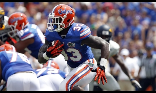 Gamechanger: Brown leads UF past Toledo