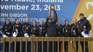 Providence wins the 2013 DI Women's Cross Country Championship