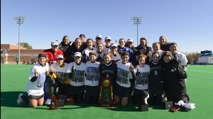 Bowdoin wins the 2013 DIII Field Hockey Championship