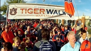 Traditions: Auburn's Tiger Walk and War Eagle