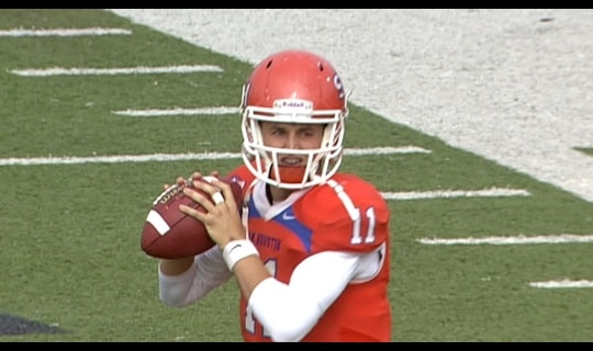 Sam Houston State rolls past Southern Utah