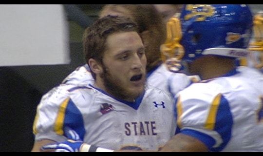 South Dakota State tackles Northern Arizona