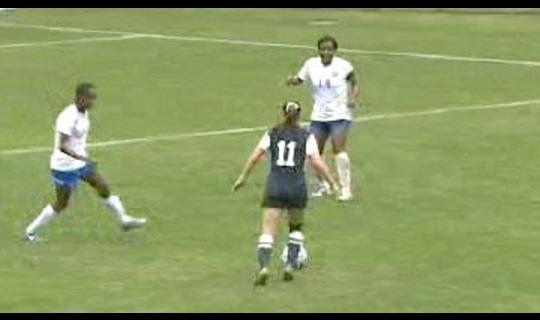 2013 DII Women's Soccer Championship: Semifinal Recap