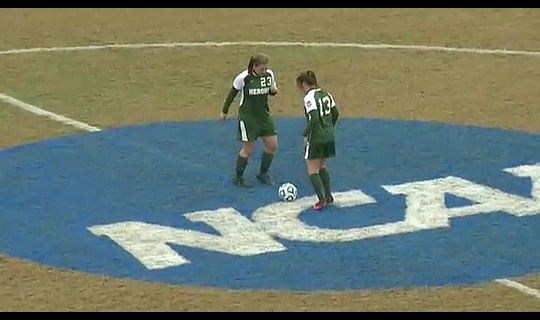 2013 DIII Women's Soccer Semifinal: William Smith vs. Capital - Full Replay