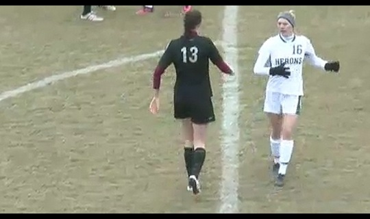 2013 DIII Women's Soccer Championship Final: William Smith vs. Trinity - Full Replay
