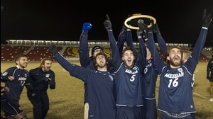 Messiah wins the 2013 DIII Men's Soccer Championship