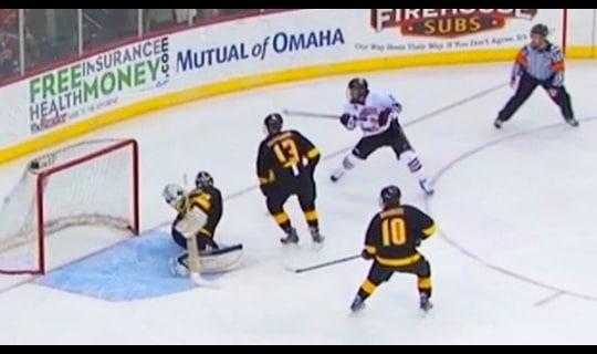 Men's Hockey: Top 5 Plays of the Week