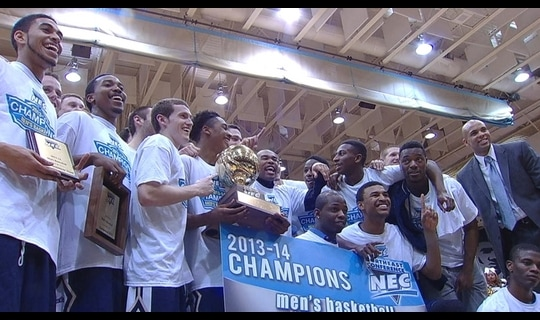 Northeast Conference Championship: Mount St. Mary's dominates Robert Morris