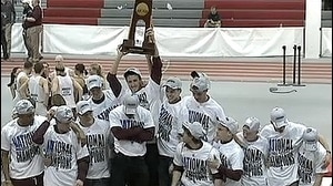 UW-LaCrosse wins the 2014 DIII Men's Indoor Track & Field Championship