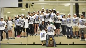 Adams State wins the 2014 DII Women's Indoor Track & Field Championship