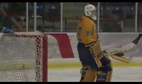 2014 DIII Men's Ice Hockey Semifinals: Oswego State vs. Wisconsin-Stevens Point - Full Replay