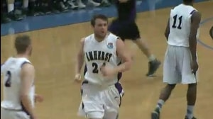 2014 DIII Men's Basketball Semifinal: Williams vs. Amherst - Full Replay