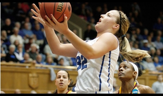 First Round: Duke routs Winthrop