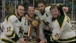 St. Norbert wins 2014 DIII Men's Ice Hockey Championship