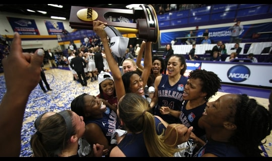 FDU-Florham wins the 2014 DIII Women's Basketball Championship