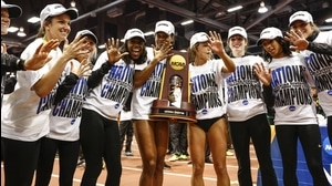 Indoor Track & Field: Ducks win fifth title in a row