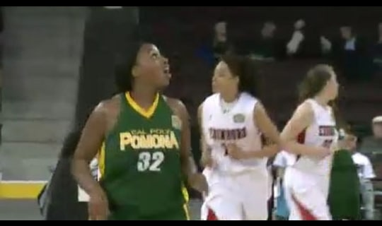 2014 DII Women's Basketball Quarterfinal: Cal Poly Pomona vs. Edinboro - Full Replay
