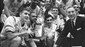 Champ Countdown: Wooden's first title