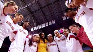 Women's Final Four: Maryland All Access