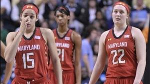 Women's Final Four: Maryland's season ends