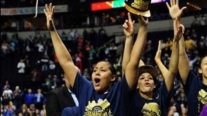 2014 Women's Basketball Championship: UConn cruises