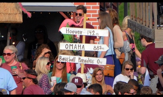 High Five:<br>Coolest baseball venues